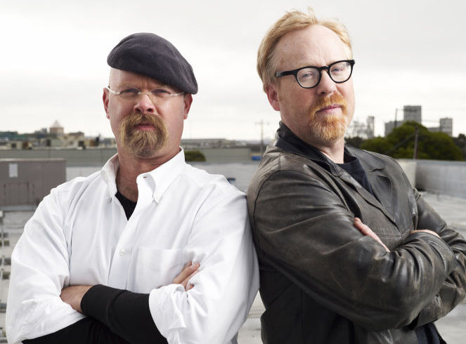 Adam Savage of 'Mythbusters' knows the value of music education!