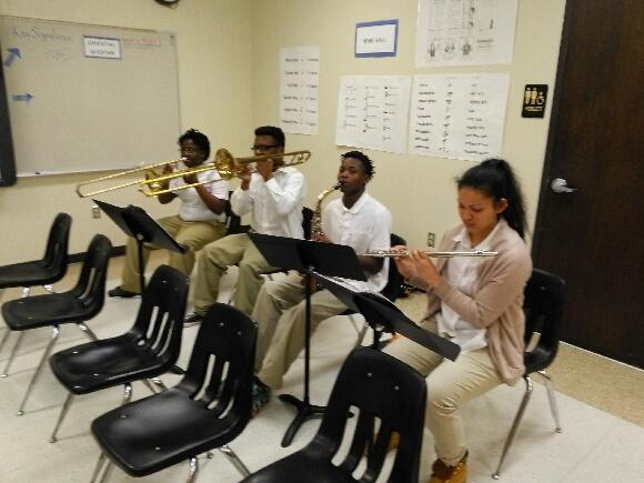 DAS has never had instrumental music programs, but that is changing!