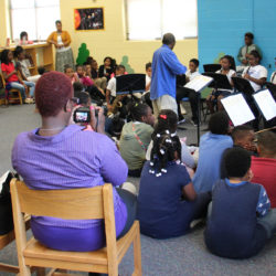 Afterschool Music Performances