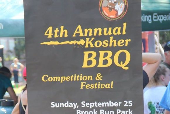 Gift of Music at Kosher BBQ Festival