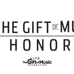 Presenting The Gift of Music Honors